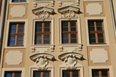 Fassade Rampische Strasse 31