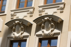 Details Fassade Rampische Strasse 31