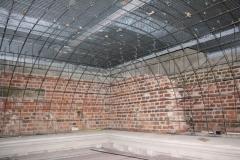 Unterkonstruktion für Rabitzgewölbe